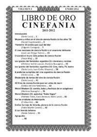 Libro de Oro Cinefania 2009-2010