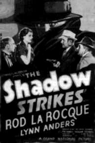 THE SHADOW STRIKES (1937)