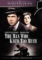An Alfred Hitchcock Masterpiece: The Man Who Knew Too Much