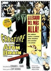 Creature With the Atom Brain: Edici�n Limitada