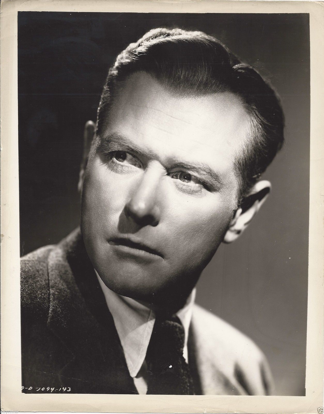 George Macready salary
