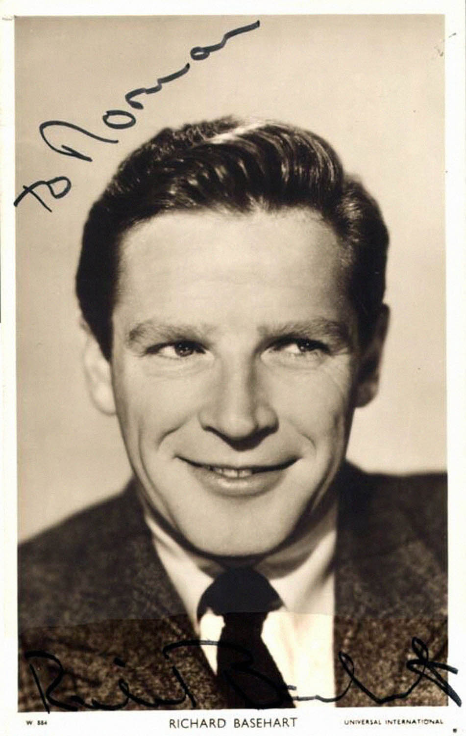 richard basehart son