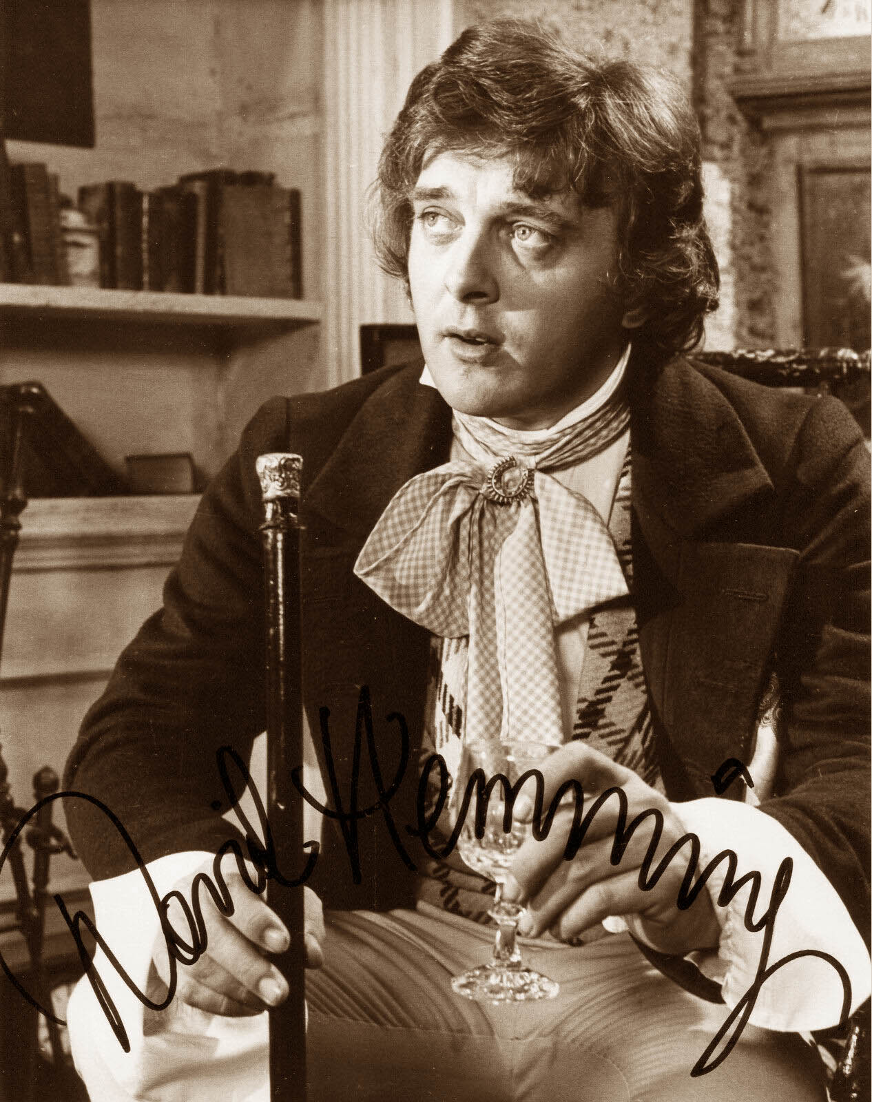 david hemmings happens