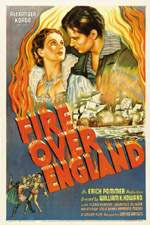 FIRE OVER ENGLAND