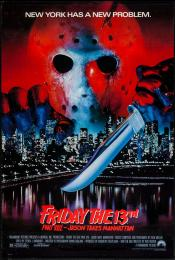 FRIDAY THE 13th, PART VIII: JASON TAKES MANHATTAN