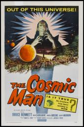 COSMIC MAN, THE