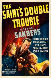 SAINT'S DOUBLE TROUBLE, THE