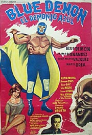 BLUE DEMON, EL DEMONIO AZUL