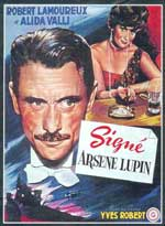 SIGN� ARSENE LUPIN