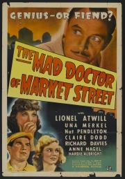 MAD DOCTOR OF MARKET STREET, THE