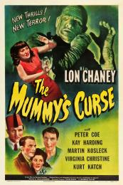 MUMMY'S CURSE, THE