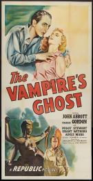 VAMPIRE'S GHOST, THE