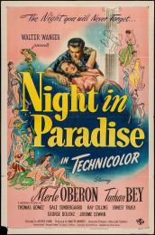 NIGHT IN PARADISE, A