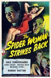 SPIDER WOMAN STRIKES BACK, THE