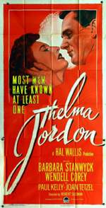 FILE ON THELMA JORDON, THE
