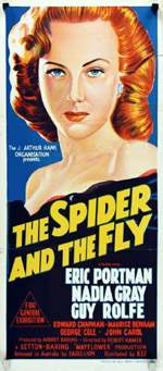 SPIDER AND THE FLY, THE