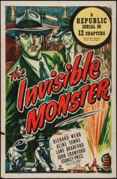 INVISIBLE MONSTER, THE