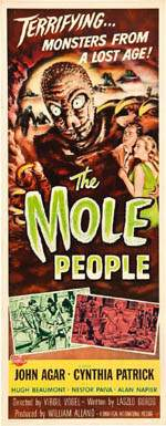 MOLE PEOPLE, THE