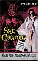 SHE-CREATURE, THE