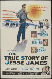 TRUE STORY OF JESSE JAMES, THE