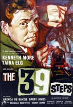 THIRTY-NINE STEPS, THE