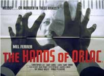 HANDS OF ORLAC, THE