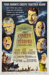 COMEDY OF TERRORS, THE