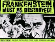 FRANKENSTEIN MUST BE DESTROYED