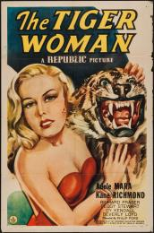 TIGER WOMAN, THE
